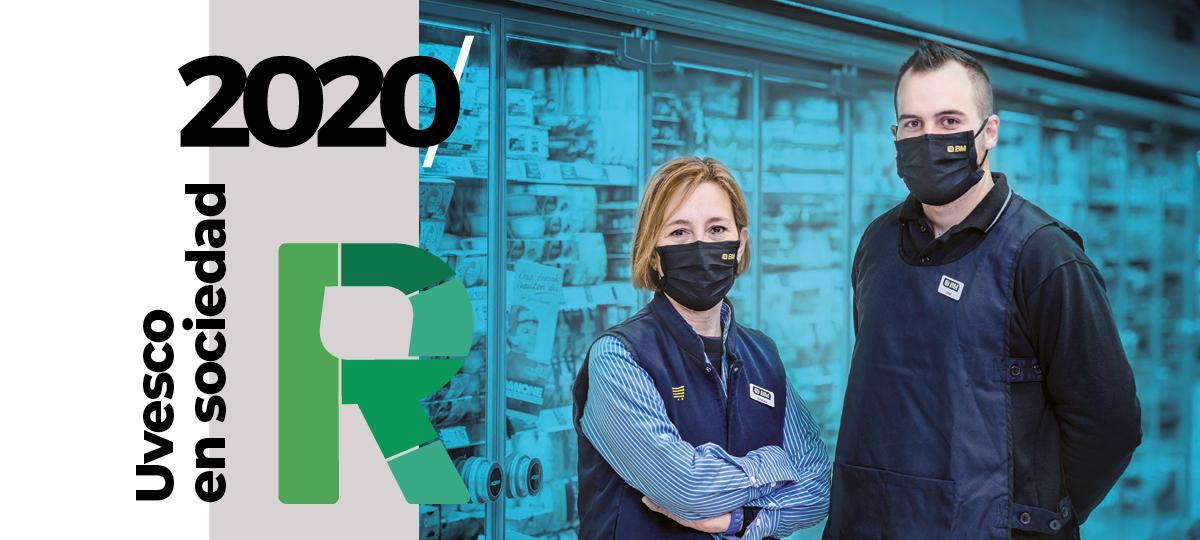 Memoria Responsabilidad Uvesco 2020