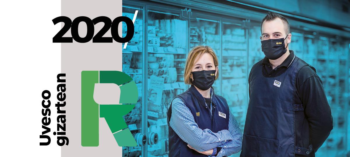 Uvesco Erantzukizun-txostena 2020