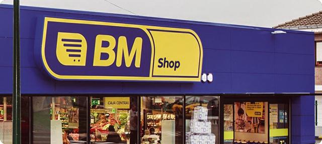 BM Shop denda berria Bilbon