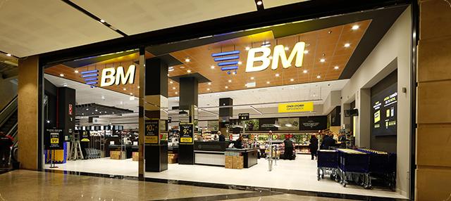 Supermercado BM Zubiarte