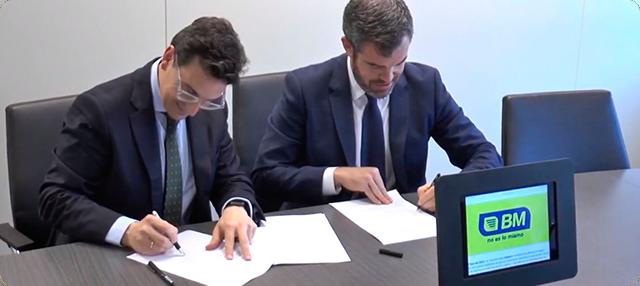 BM Supermercados y ACT firman acuerdo