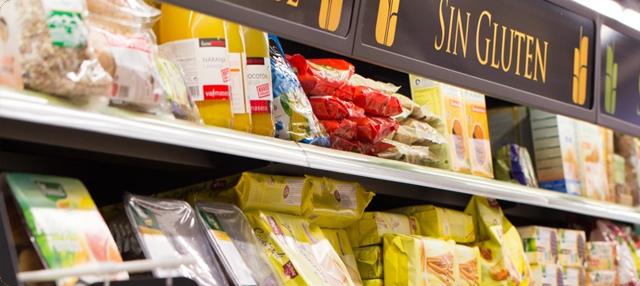productos sin gluten aptos para celíacos
