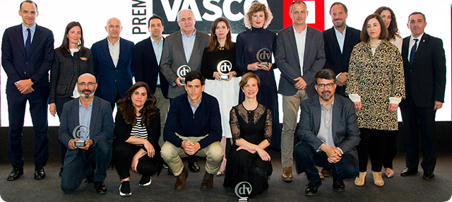 Ganadores premios Diario Vasco 2019