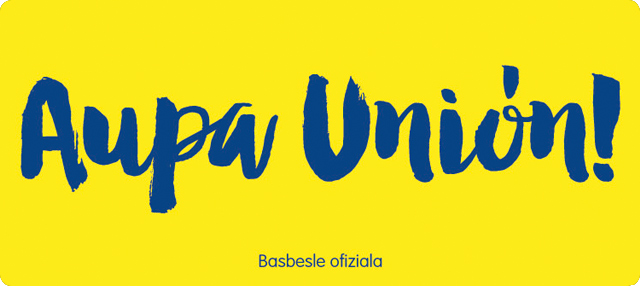 Aupa Real Union de Irun
