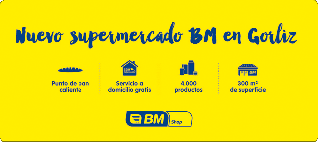BM Shop - franquicias BM Supermercados